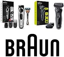 Braun : jusqu'à -25% sur une sélection de rasoirs & tondeuses