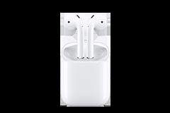 Apple AirPods avec boîtier de charge (Nouveau)