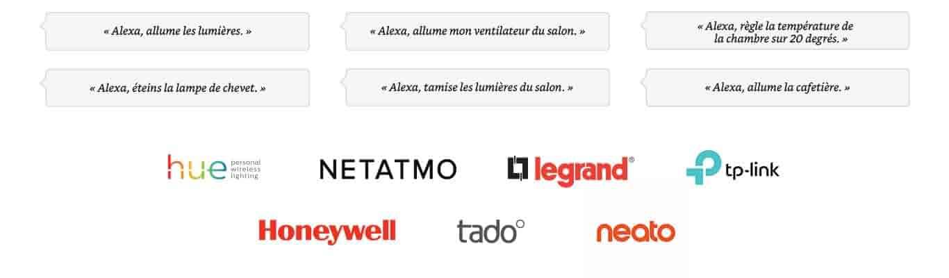 Philips Hue | legrand | Honeywell | Neato | Tado