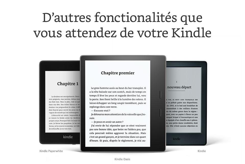 foto de Kindle Oasis, Résistant à l'eau, 32 Go Wi-Fi, Génération ...