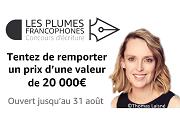 Les Plumes Francophones 2019