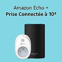 Jusqu'à -56% sur les packs Amazon Echo - Maison Connectée