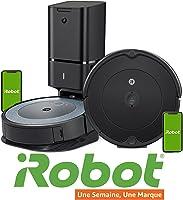 Irobot : Jusqu'à -50% sur une sélection d'Aspirateur robot connecté