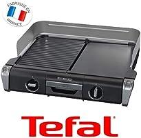 Barbecue Électrique BBQ Family Flavor TG804D14 de Tefal