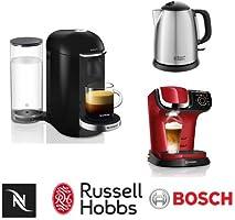 Univers petit-déjeuner : Jusqu'à -44% sur Nespresso, Russell Hobbs, Melitta, …