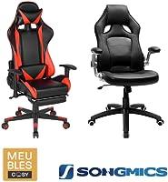 Chaises de Gaming et bureaux : jusqu'à -30% sur Songmics, Levira, Vasagle