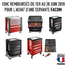 100€ remboursés sur une servante Facom