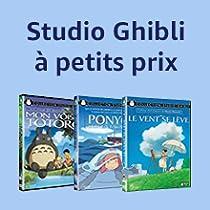 Studio Ghibli à petits prix