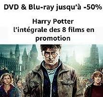Jusqu'à -50% sur les intégrales des 8 films Harry Potter