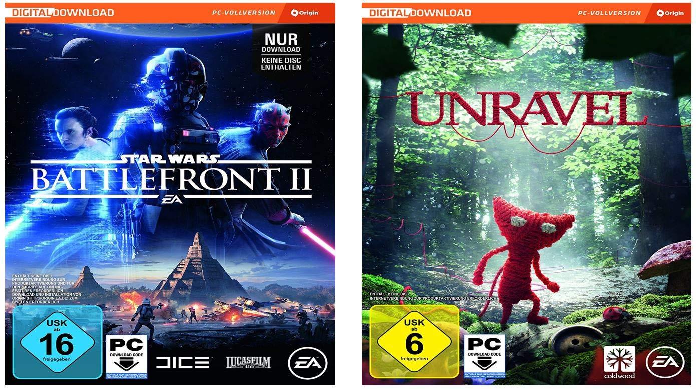 EA PC Games - Stark reduziert