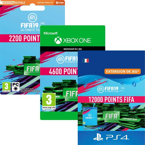 10% de réduction sur des Points FIFA
