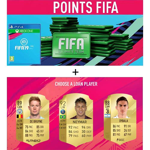 5% de réduction sur des Points FIFA + Loan Player gratuit