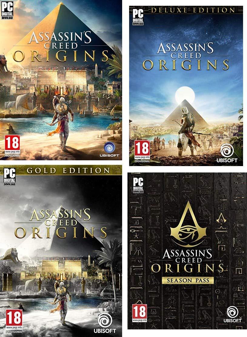 Jusqu'à 70% de réduction : Assassin's Creed Origins - Games & DLC - PC Download