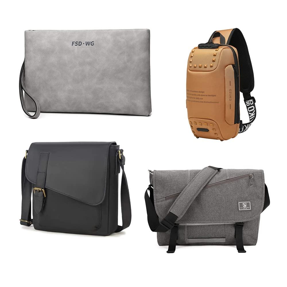 メンズカジュアルバッグがお買い得; セール価格: ¥2,384 - ¥6,880