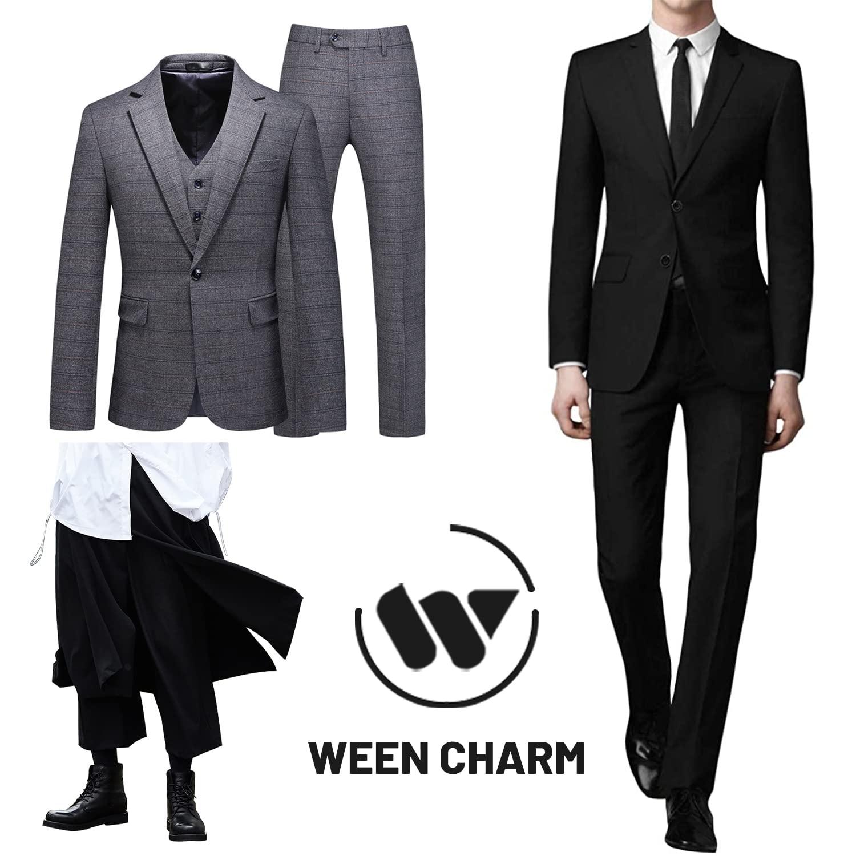 WEEN CHARMのスーツ、秋冬パンツ·トップスがお買い得; セール価格: ¥1,199 - ¥8,719