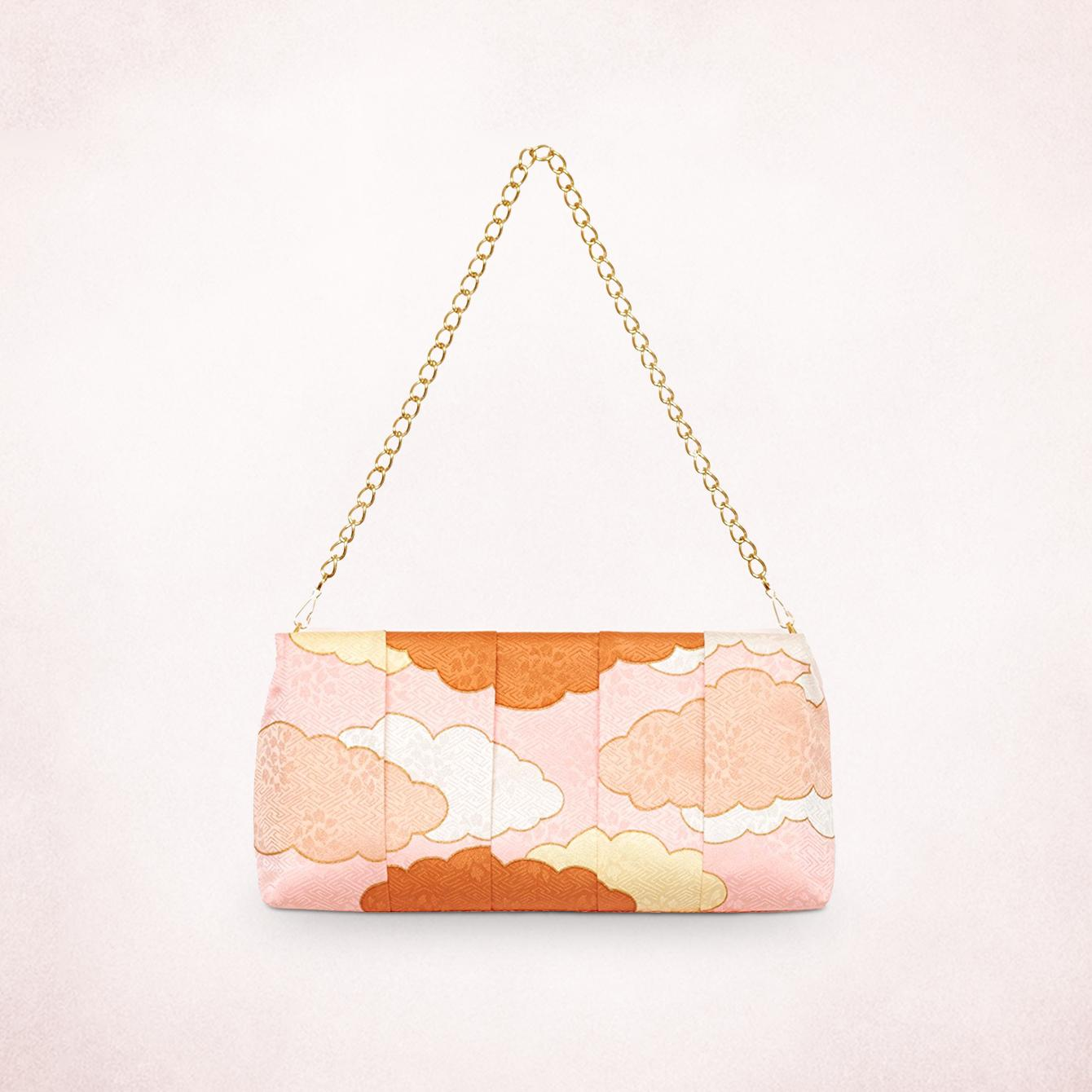 Kyo-Yuzen Clutch Bag