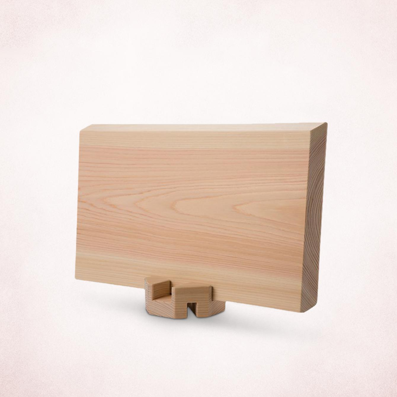 Columbus no Manaita to Stand (Chopping board & stand)