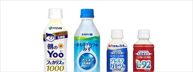 乳酸菌飲料×冬物アイテムキャンペーン