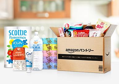 Amazonパントリー体験Box