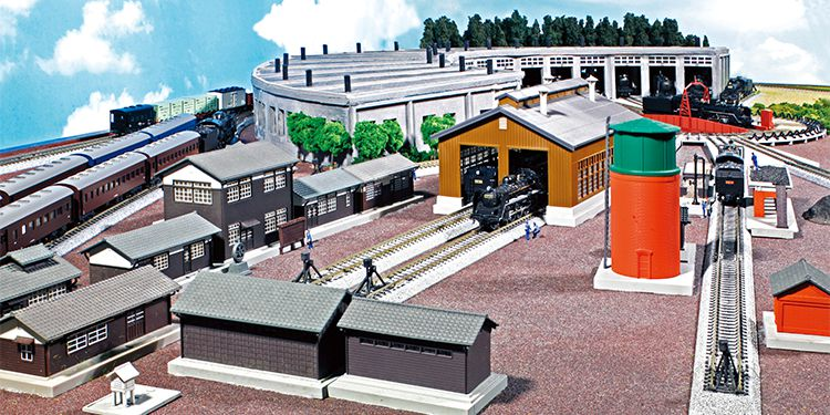 鉄道模型入門 ジオラマ画像1