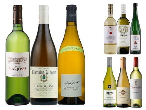 【頒布会3ヶ月コース】世界の銘醸ワイン飲み比べ 白ワイン3本セット(3本×3回分 計9本)ZH2-2