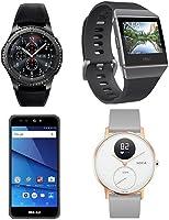 【本日限り】Galaxy,FitbitなどのスマートウォッチやBluのスマートフォンがお買い得