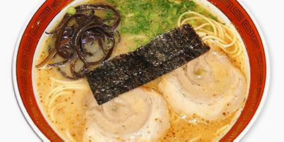 熊本ラーメン・麺