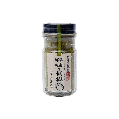 川津家謹製 粒柚子胡椒 青