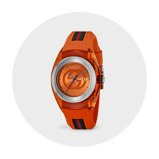 GUCCI 腕時計 グッチシンク オレンジ文字盤 YA137311 【並行輸入品】