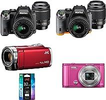 【本日限定】一眼レフ、デジタルカメラ、ビデオカメラがお買い得