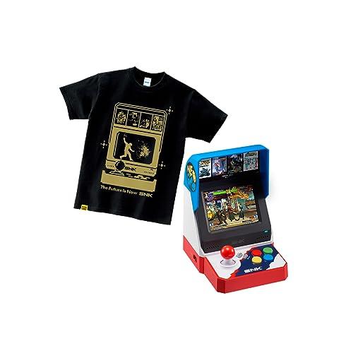 NEOGEOminiセット 発売記念限定Tシャツ付