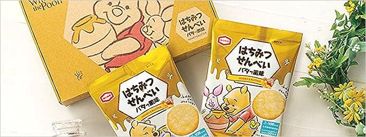 【Amazon.co.jp限定】くまのプーさん せんべい
