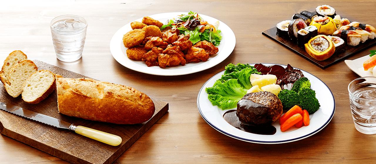 アマゾンプライムナウ(Amazon Prime Now) - 弁当・惣菜