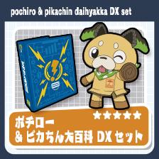 ポチロー&ピカちん大百科DXセット