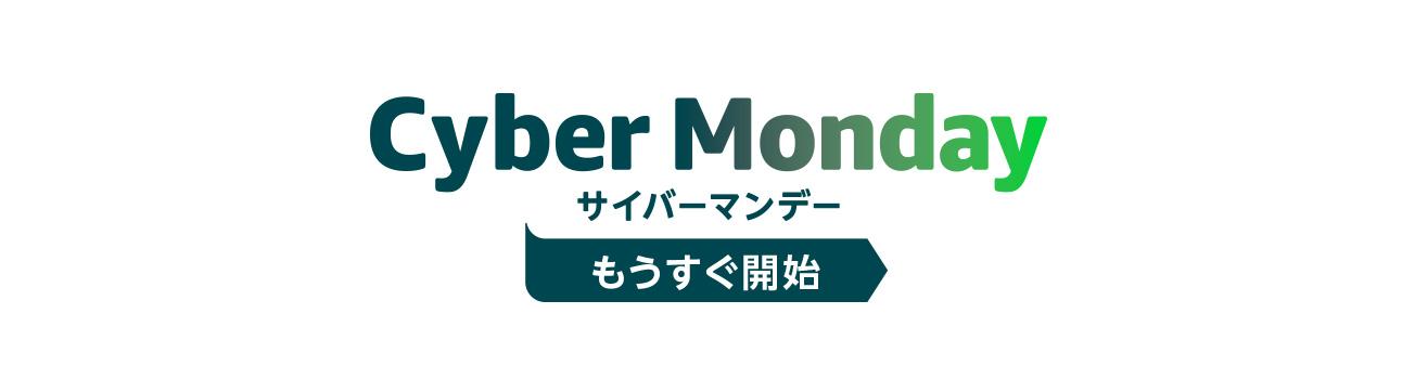 Cyber Monday(サイバーマンデー) coming soon 2018