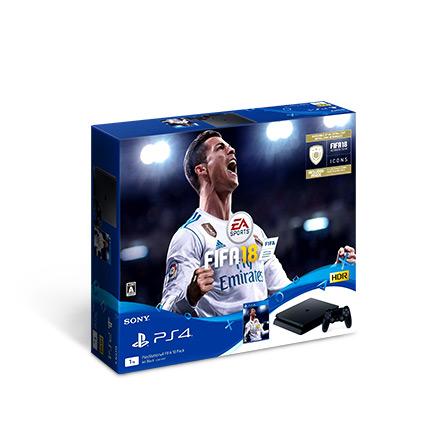 PlayStation4 FIFA18パック