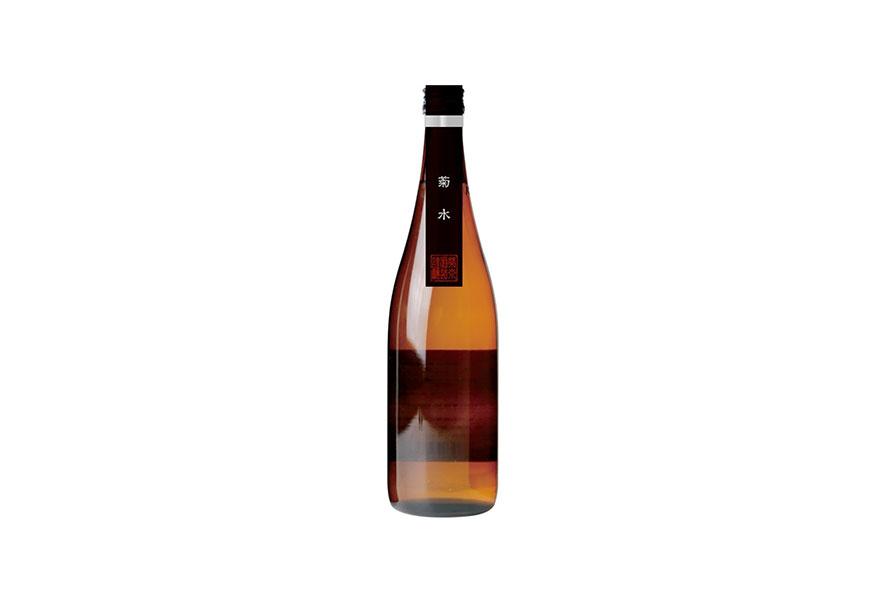 酒米菊水 大吟醸原酒 H26BY