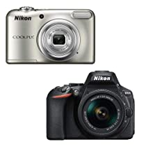 【本日限定】Nikon デジタルカメラセットがお買い得