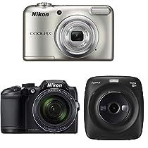 【本日限定】NikonのデジカメやFUJIFILMのハイブリッドインスタントカメラがお買い得
