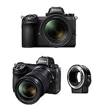 【本日限定】Nikonミラーレスカメラ Z6/Z7シリーズがお買い得