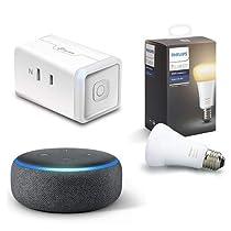Echoとスマートホーム商品のセットがお得