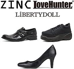 Liberty Doll, ZINCなどメンズ・レデイーズシューズがお買い得