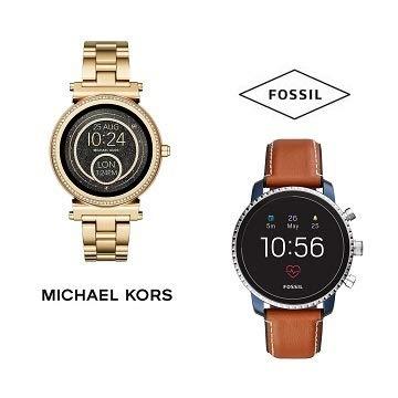 【本日23:59まで】マイケル・コース、フォッシルなど人気のスマートウォッチ&ブランド腕時計がお買い得