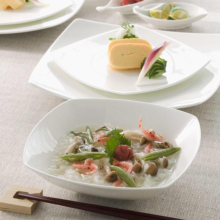 洋食器でたべる和食