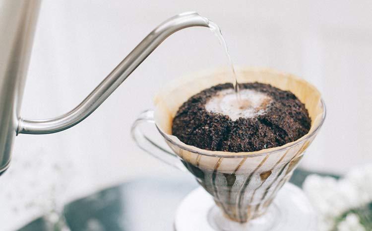 美味しいコーヒーの淹れ方 by HARIO