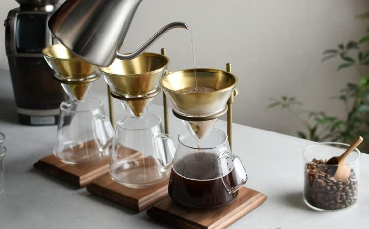 スローという贅沢を味わうためのコーヒーウェア SLOW COFFEE STYLE