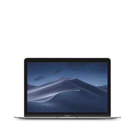 Apple MacBook (12インチ, 1.2GHzデュアルコアIntel Core m3, 256GB) - スペースグレイ&