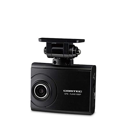 コムテック ドライブレコーダー ZDR-024 200万画素 Full HD ノイズ対策済 夜間画像補正 LED信号対応 専用SDHC(8GB)付 1年保証 Gセンサー GPS 駐車監視/安全運転支援機能付 日本製 COMTEC&