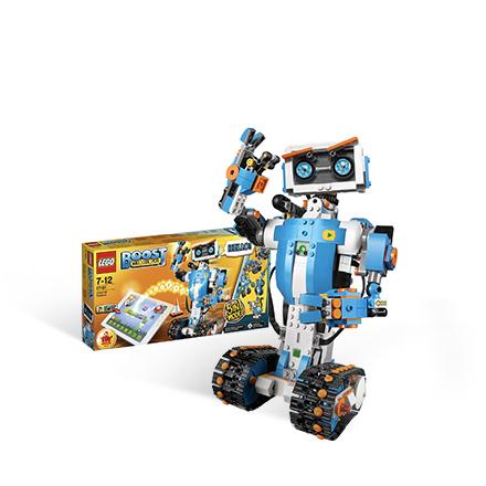 レゴ(LEGO) ブースト レゴブースト クリエイティブ・ボックス 17101 知育玩具 ブロック おもちゃ プログラミング ロボット&