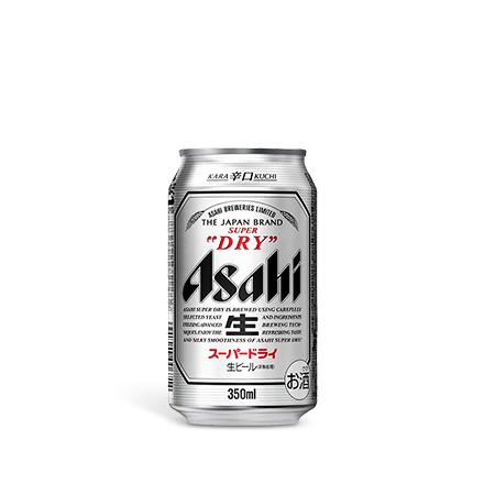 アサヒ スーパードライ 350ml×24本&